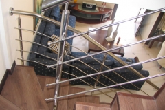 Stainless Steel Banisters for Stairs