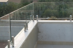 Stainless Steel Banisters